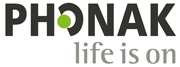 Phonak Logo Life Is On