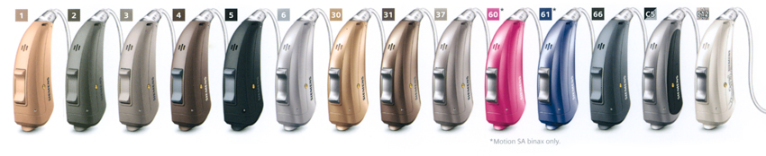 Siemens Motion Binax Hearing Aids At Low Prices